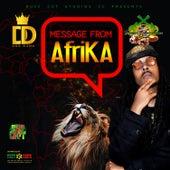 Message From AfriKa de Dondada