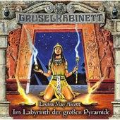 Folge 148: Im Labyrinth der großen Pyramide von Gruselkabinett