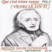 Que c'est triste venise (Venecia Sin Ti), Vol. 2 by Jacob Zickefoose