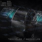 Tech House in Second Life by Laura Mills