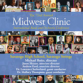 2018 Midwest Clinic: Saratoga High School Strings (Live) de Various Artists