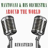 Around the World de Mantovani & His Orchestra