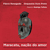 Maracatu Nação do Amor de Flávio Renegado