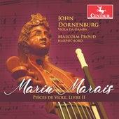 Marais: Pièces de Viole, Livre II de John Dornenburg