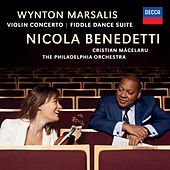 Marsalis: Fiddle Dance Suite: 2: As the Wind Goes von Nicola Benedetti