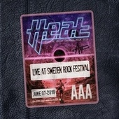 Live at Sweden Rock Festival by H.e.a.t