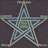 Five Styles by Various Artists