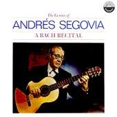 A Bach Recital de Andres Segovia