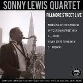 Fillmore Street Live von Sonny Lewis Quartet