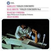 Sibelius: Violin Concerto, Op. 47 - Bruch: Violin Concerto No. 1, Op. 26 by Masuko Ushioda