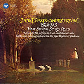 Brahms: 4 Serious Songs, Op. 121 & Other Lieder de Dame Janet Baker