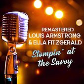 Stompin' at the Savoy de Louis Armstrong