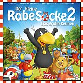 Der kleine Rabe Socke 2 - Das große Rennen - Hörspiel zum Film von Gerhard Delling