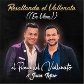 Resaltando el Vallenato (En Vivo) de El Puma del Vallenato
