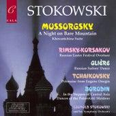 Stokowski Conducts a Russian Spectacular de Leopold Stokowski