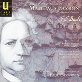 St Matthew Passion Highlights by Jonathan Miller