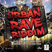 Urban Rave Riddim de Various Artists