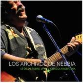 Los Archivos de Nebbia, Vol. 3 (En Vivo, Chaco 1998) de Litto Nebbia