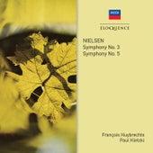 Nielsen: Symphonies Nos. 3 & 5 de Paul Kletzki