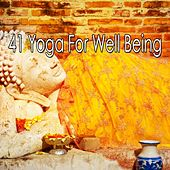 41 Yoga for Well Being von Massage Therapy Music