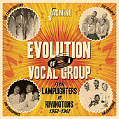 Evolution of a Vocal Group from the Lamplighters to Rivingtons 1953-1962 de Various Artists
