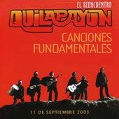 El Reencuentro: Canciones Fundamentales (En Vivo) (Vol. 2) de Quilapayun
