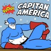 Capitán América de Destripando la Historia