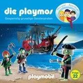 Folge 22: Gespenstig gruselige Geisterpiraten (Das Original Playmobil Hörspiel) von Die Playmos