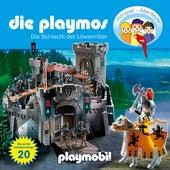 Folge 20: Die Schlacht der Löwenritter (Das Original Playmobil Hörspiel) von Die Playmos