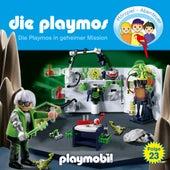 Folge 23: Die Playmos in geheimer Mission (Das Original Playmobil Hörspiel) von Die Playmos