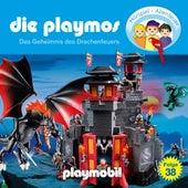 Folge 38: Das Geheimnis des Drachenfeuers (Das Original Playmobil Hörspiel) von Die Playmos