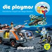 Folge 31: Nächtlicher Angriff der Mega Masters (Das Original Playmobil Hörspiel) von Die Playmos