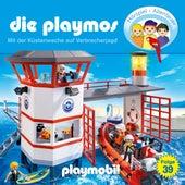 Folge 39: Mit der Küstenwache auf Verbrecherjagd (Das Original Playmobil Hörspiel) von Die Playmos