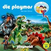 Folge 30: Bei den Dinos (Das Original Playmobil Hörspiel) von Die Playmos