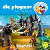 Folge 27: Reise in die Steinzeit (Das Original Playmobil Hörspiel) von Die Playmos