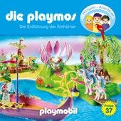 Folge 37: Die Entführung der Einhörner (Das Original Playmobil Hörspiel) von Die Playmos