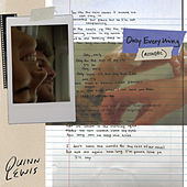 Only Everything (Acoustic) von Quinn Lewis