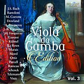 Viola da Gamba Edition, vol. 3 de Various Artists
