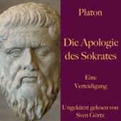 Platon: Die Apologie des Sokrates (Eine Verteidigung - Ungekürzt gelesen) von Platon (Платон)