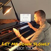 Let Me Down Slowly de Naor Yadid