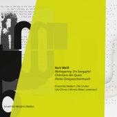 Kurt Weill. Mahagonny. Chansons Des Quais. Kleine Dreigroschenmusik de Various Artists