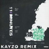 11 Minutes (Kayzo Remix) de YUNGBLUD