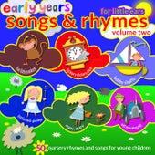Early Years Songs & Rhymes Volume Two by Kidzone