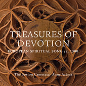 Treasures of Devotion: European Spiritual Song ca. 1500 von Various Artists