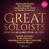 Great Soloists from the Richard Itter Archive von Various Artists