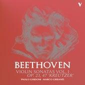 Beethoven: Violin Sonatas Nos. 4 & 9 von Paolo Ghidoni