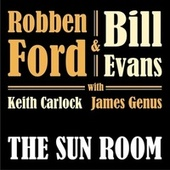 The Sun Room von Robben Ford