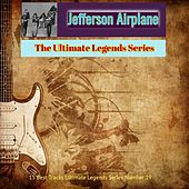 Jefferson Airplane - The Ultimate Legends Series (15 Best Tracks Ultimate Legends Series Number 19) by Jefferson Airplane