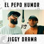 El Pepo Vs Jiggy Drama (LIVE) de El Pepo Humor