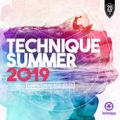 Technique Summer 2019 (100% Drum and Bass) de Various Artists